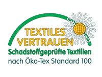 Oeko Tex Standart 100 label