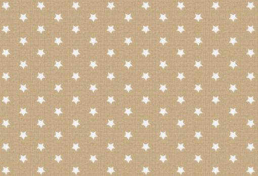 Westfalenstoffe Lyon Sterne natur