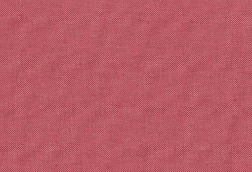 Stoffmuster uni meliert rot