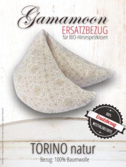 Ersatzbezug Gamamoon Torino natur
