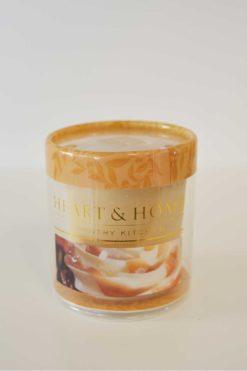 Heart & Home Caramel Cupcake 52g Votivkerze
