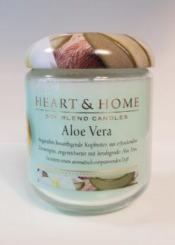 Heart & Home Aloe Vera 115g Glas