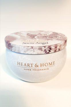 Heart & Home Duftdose Snow Angel 125g