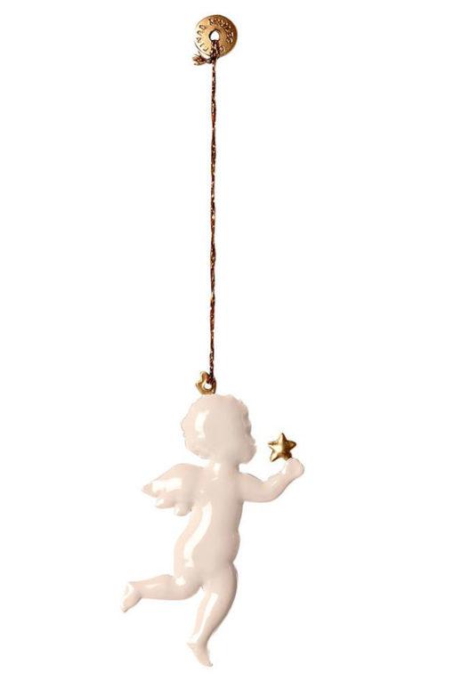 Maileg Metal Ornament Angel Stern
