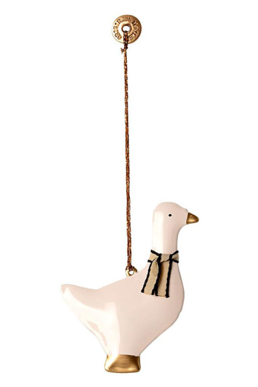 Maileg Ornament Metal Goose