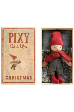 Maileg Pixy Elf in a Box