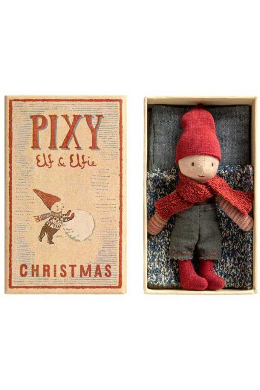 Maileg Pixy Elf in a Box