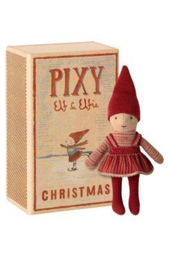 Maileg Pixy Elfie in a Box