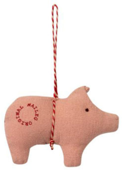 Maileg Ornament Pig