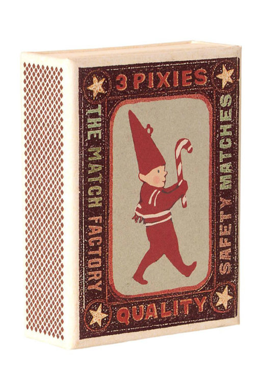 Ornaments in Matchbox 3 Pixies