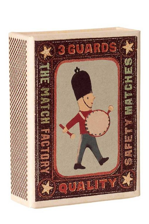 Ornaments in Matchbox 3 Guards