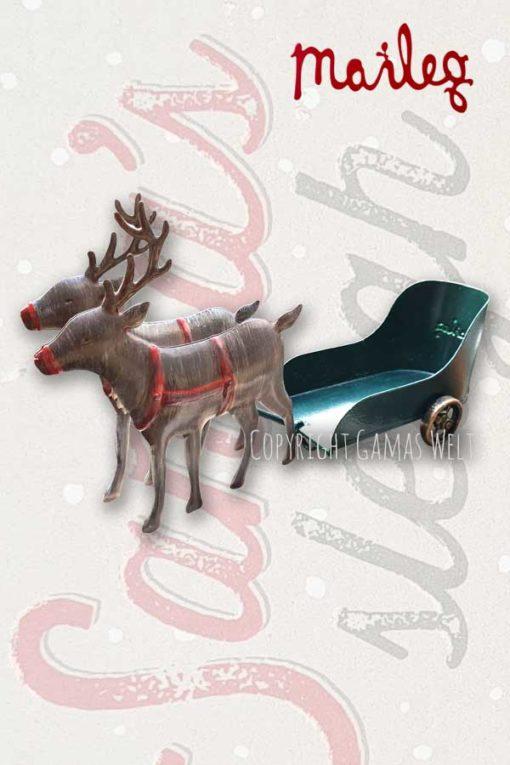 Maileg Santas sleigh