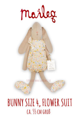 Maileg BUNNY SIZE 4, FLOWER SUIT