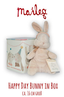 Maileg Happy Day Bunny in Box