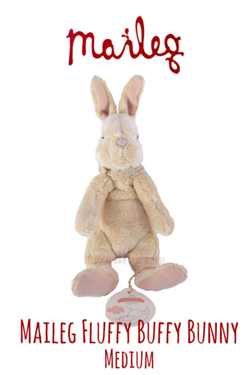 Maileg Fluffy Buffy Bunny medium