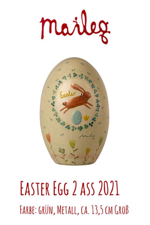 Maileg Easter egg 2 ass